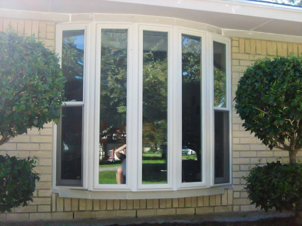 Vinyl window replacement houston for Window glass replacement