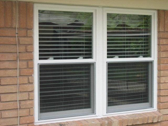 Vinyl window replacement houston for Best quality vinyl windows